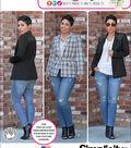 Simplicity Patterns Us1066U5-Simplicity Misses\u0027 Lined Jacket Mimi G Collection-16-18-20-22-24