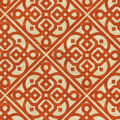 Waverly Print Fabric 54\u0022-Lace It Up/Persimmon