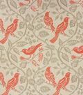 Home Essentials Lightweight Decor Fabric 45\u0027\u0027-Blush Birds