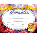 Hayes Certificate of Completion, 30 Per Pack, 6 Packs