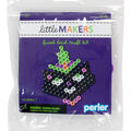 Little Makers Halloween Fusible Bead Kit-Witch Cat