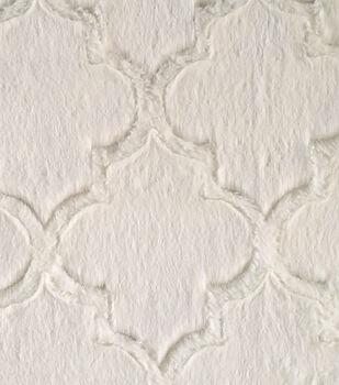 Faux Fur Fabric -Moroccan