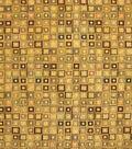 Home Decor 8\u0022x8\u0022 Fabric Swatch-Upholstery Fabric Barrow M7869 5184 Topaz