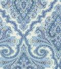 Waverly Multi-Purpose Decor Fabric 54\u0022-Anatalya Aegean