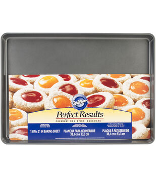 "Wilton Mega Cookie Sheet 21""X15""-"
