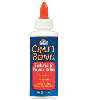 Fabric Glue 4Oz.
