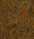 Richloom Studio Home Decor Multi-Purpose Decor Fabric 54\u0022-Danegeld Chestnut