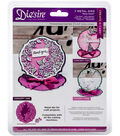Die\u0027sire Create-A-Card Easel Metal Die-Rose Flowers