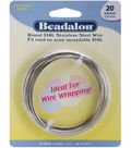 RND 20G 6M-WRAPPING WIRE