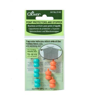 Point Protectors&Stopper-For Sizes 0-10.5 6/Pkg
