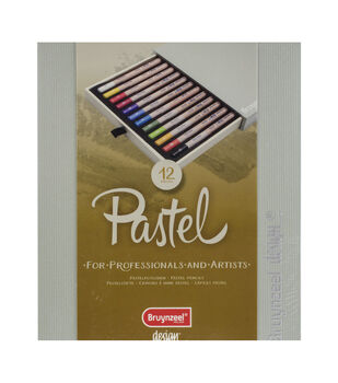 Bruynzeel Design 12 pk Pastel Pencils