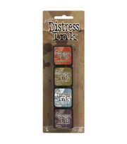Tim Holtz Distress Mini Ink Kits-Kit 8, , hi-res