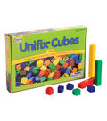 Didax UNIFIX Cubes for Pattern Building, 240 Per Pack
