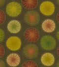 Solarium Outdoor Fabric 54\u0022-Beringer Chocolate