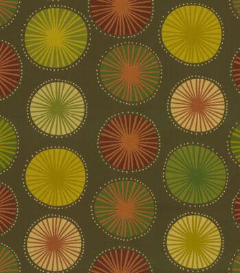 """Solarium Outdoor Fabric 54""""-Beringer Chocolate"""