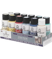 FolkArt Home Decor Chalk Modern Basics Value Set, , hi-res