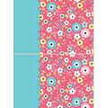 Doodlebug So Punny Daily Doodles Travel Planner-Poppy Dots