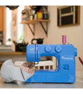 Janome Easy to Use Sewing Machine-Blue Couture