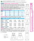 Kwik Sew Pattern K3983 Toddlers\u0027 Casual Outfits