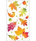 Vellum Stickers-Leaves