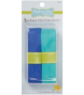 Babyville Fold Over Elastic Solid
