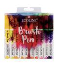 Ecoline Watercolour Brush Pen Set 20/Pkg