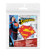 Perler Fused Bead Trail Kit-Superman, , hi-res