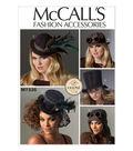 McCall\u0027s Misses Headgear-M7335