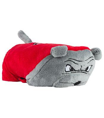 University of Georgia Bull Dogs Hooded Blanket