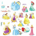 York Wallcoverings Giant Graphic-Disney Princess Friendship Adventures