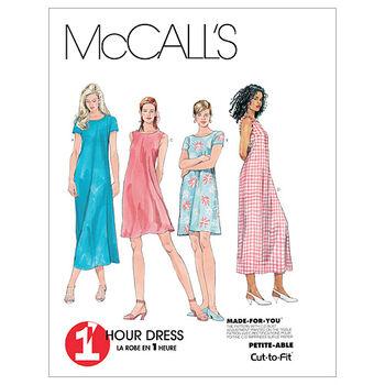 McCall's Misses Dress-M6102