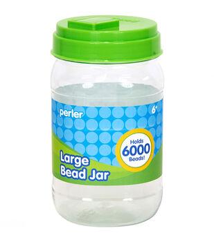 Perler Large Bead Jar