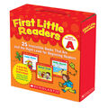 Scholastic First Little Readers Guided Reading Parent Pack-Level A