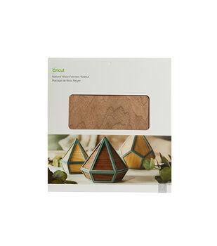 Cricut Natural Wood Veneer-Walnut