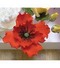 Wilton Gum Paste Cut Outs-Poppy
