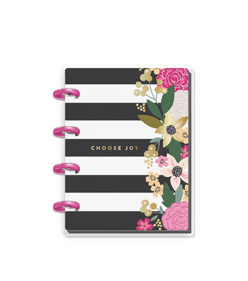 The Happy Planner Happy Notes 60-sheet Micro Notebook-Garden
