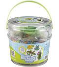 Perler Bucket O\u0027 Beads Fun Fusion Fuse Bead Kit-Rainforest