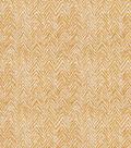 SMC Designs Upholstery Fabric 54\u0022-Babbitt/ Gold