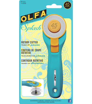 Olfa Blue Splash 45mm Rotary Cutter