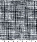 Quilter\u0027s Showcase Cotton Fabric -Screen Blender on Navy