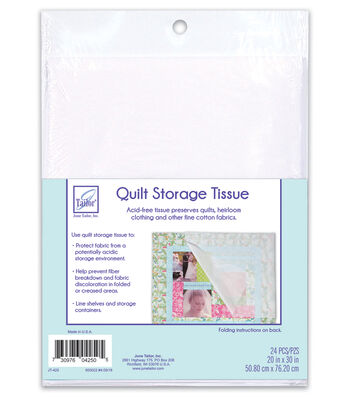 June Tailor Quilter's Storage Tissue