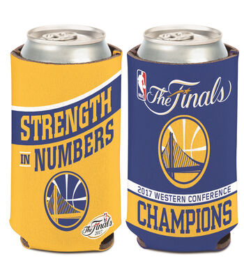 Golden State Warriors Championship Can Cooler