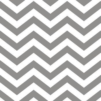 "Tablecloth Vinyl 54""-Chevron"