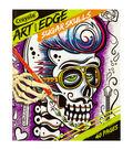 Crayola Art with Edge Coloring Book-Sugar Skulls