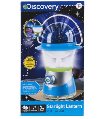 Discovery LED Starlight Lantern