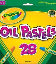 Crayola Oil Pastels-28PK, , hi-res