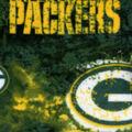 Green Bay Packers Fleece Fabric -Logo