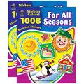 Teacher Created Resources For All Seasons Sticker Book, 1008 Per Book