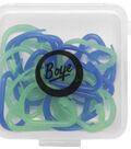 Boye 20 pk Carabiner Stitch Markers