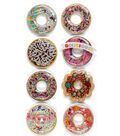Jolee's Boutique Stickers-Donut Snow Globes